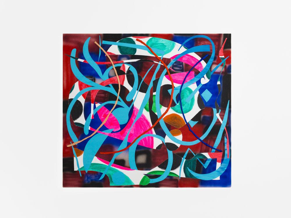 Trudy Benson_Chaos_Acrylic and Oil on Canvas_110 x 119 cm_2018.jpg