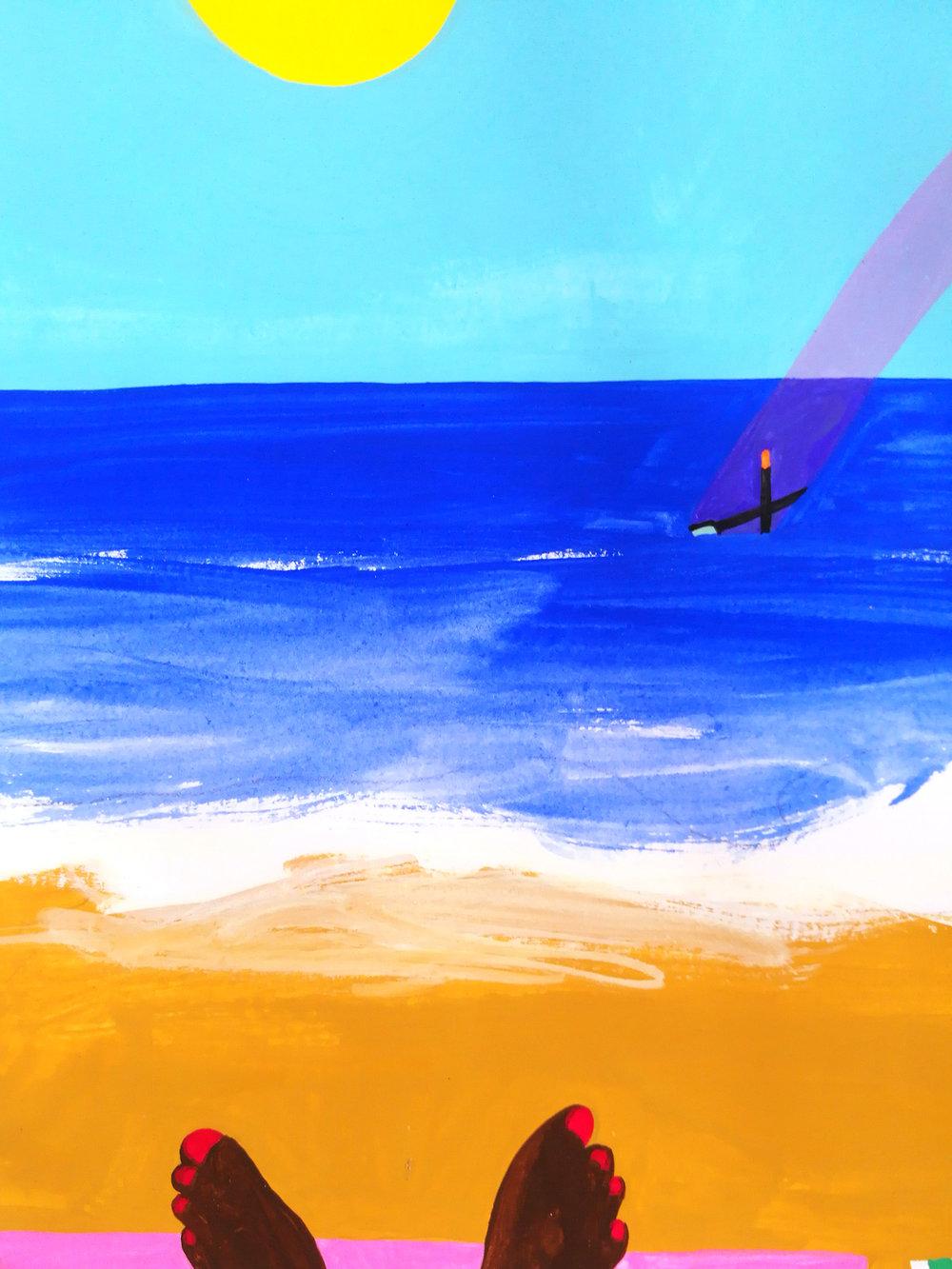 Peter McDonald_Beach_Acrylic gouache on paper_21x30cm_2018_deatsilshot.jpg