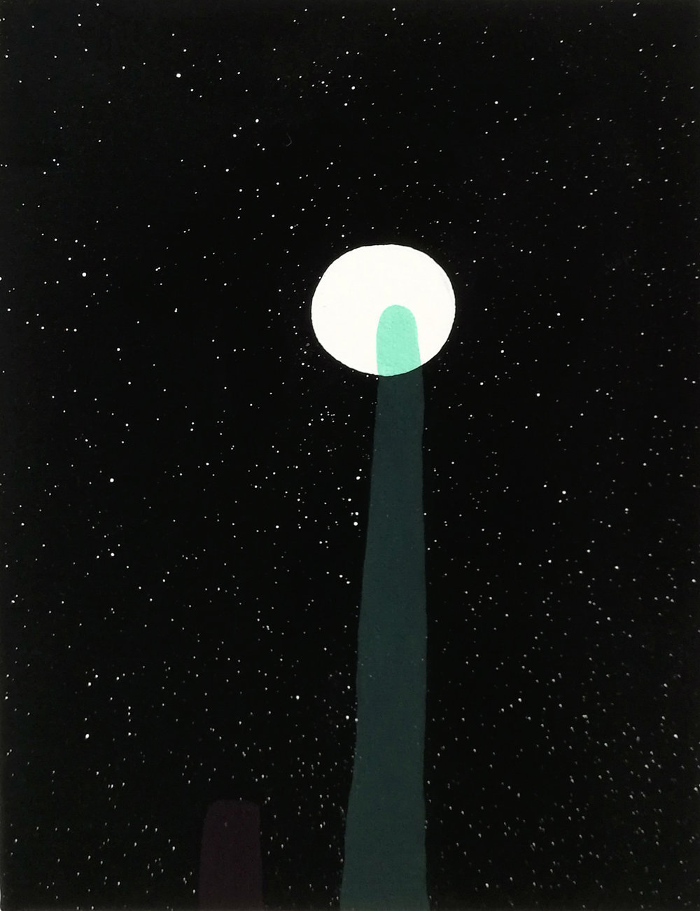 Peter McDonald_Moon 2_Acrylic gouache on canvas_20x15x2cm_2018.jpg