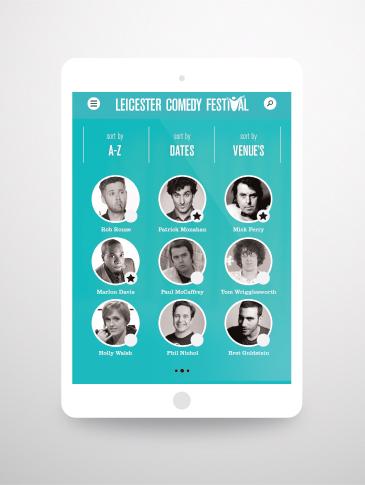 Dave's Comedy Festival