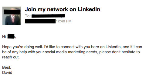 The #1 Mistake You're Making On LinkedIn — Rose Atwater Social Marketing