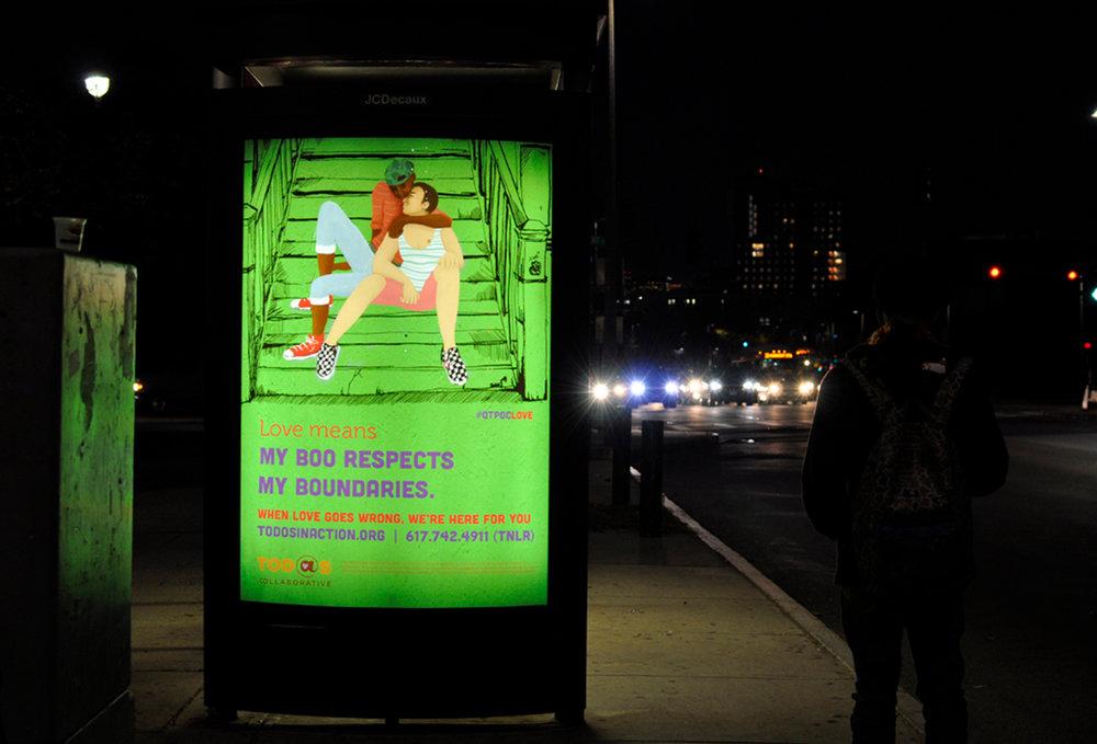 Toda@s Campaign - public awareness campaign