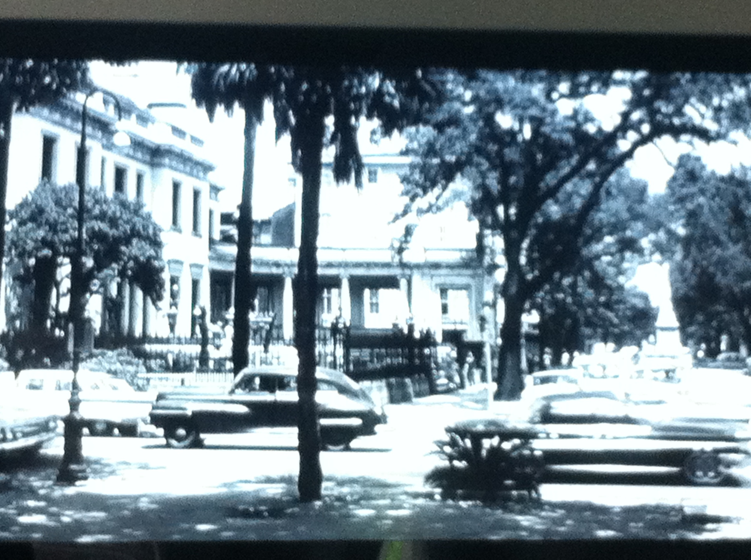 Armstrong House, Cape Fear, 1962, Savannah