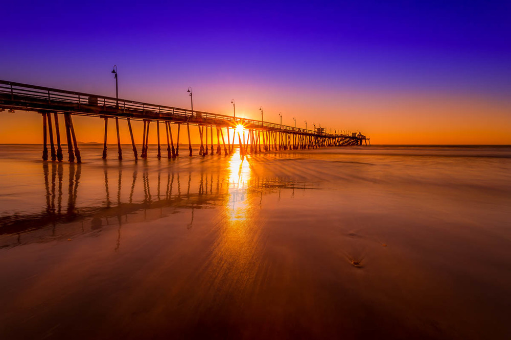 Imperial Beach Pier Sunset San Diego.jpg
