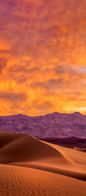 Desert Heat, Death Valley National Park