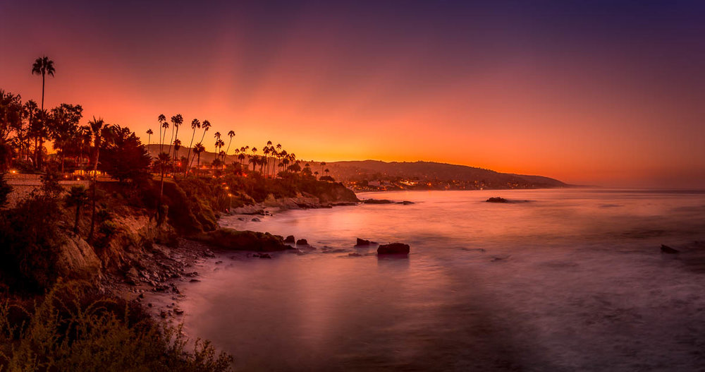 Laguna Beach Aurora