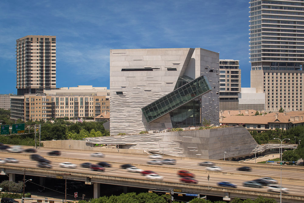 Perot Museum of Nature and Science, Dallas, TX