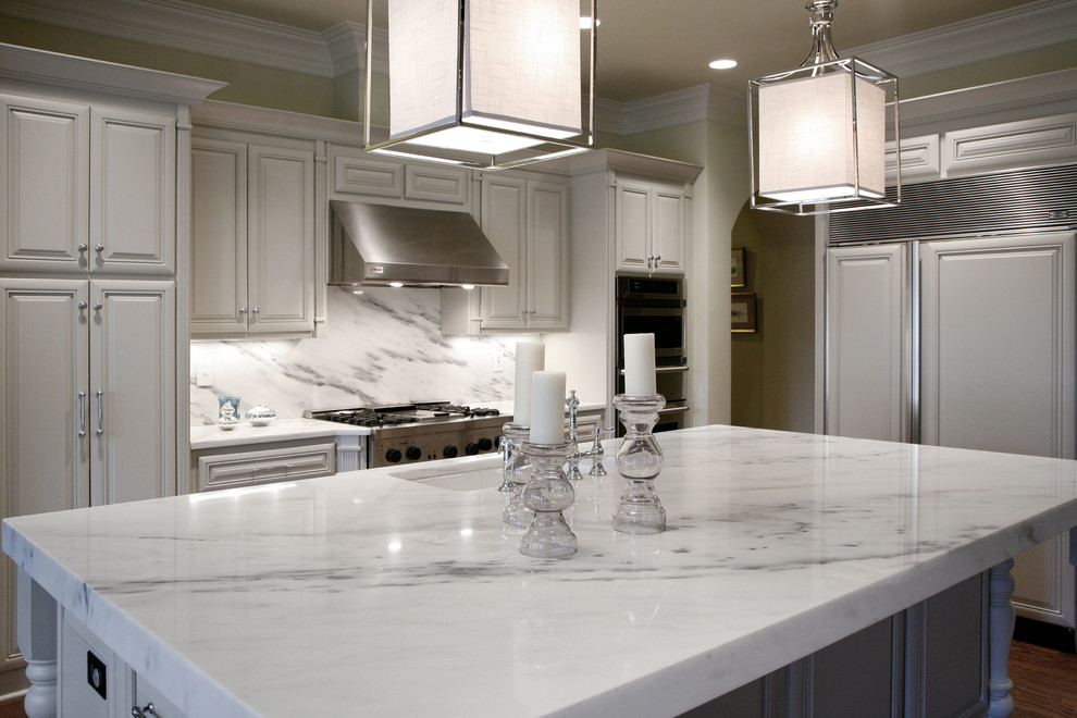 Royal Danby Kitchen - Via  Houzz