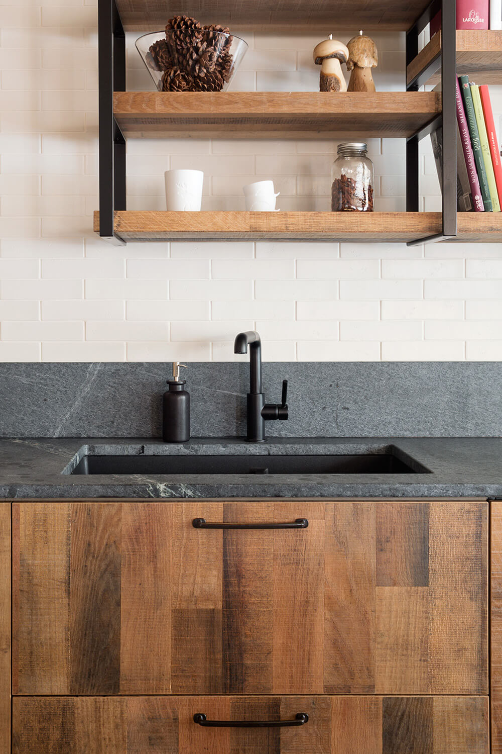 Alberene Soapstone Kitchen