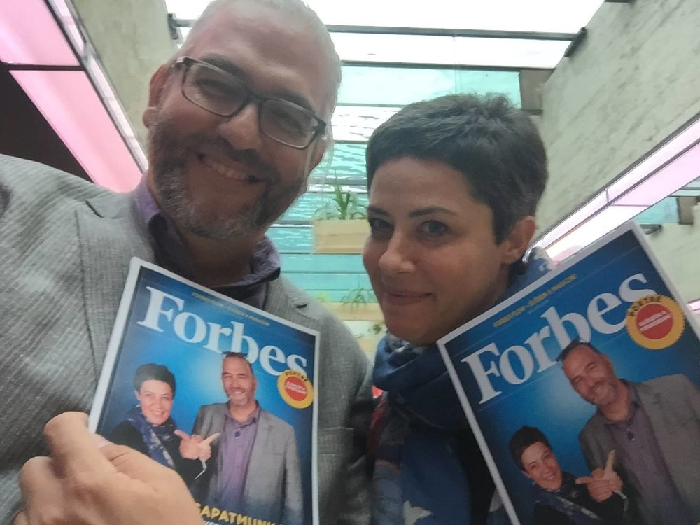 How I made it to the cover of FORBES  — Purpose and Play 2bf6cff347