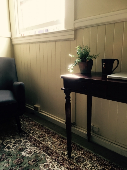Bianca's Psychotherapy Office is Located in Duboce Triangle, San Francisco, Ca