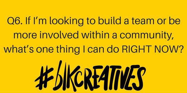 #blkcreatives Q6