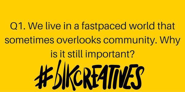 #blkcreatives Q1
