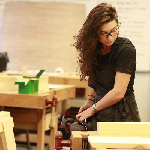 Maia DiLorenzo | Chelsea, MA  Carpenter