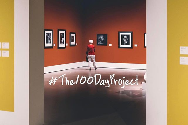 No one is expecting museum quality work, and you shouldn't either! #the100dayproject starts today! Join in the fun with #100dayswithLGG and we'll share what you're working on. Photo: @unsplash