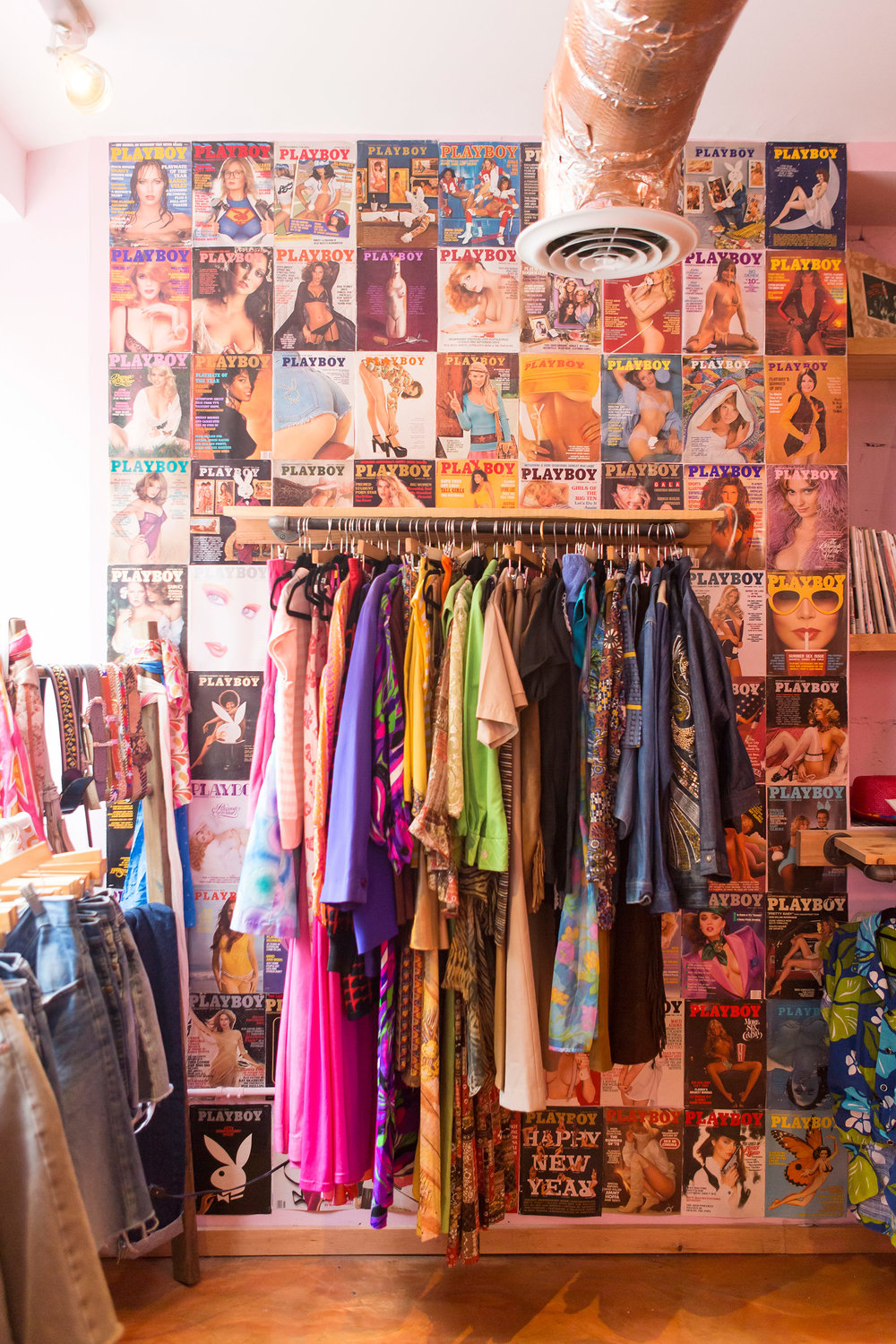 Vintage clothing curated by Nicole Alyse, owner of American Gypsy Vintage.