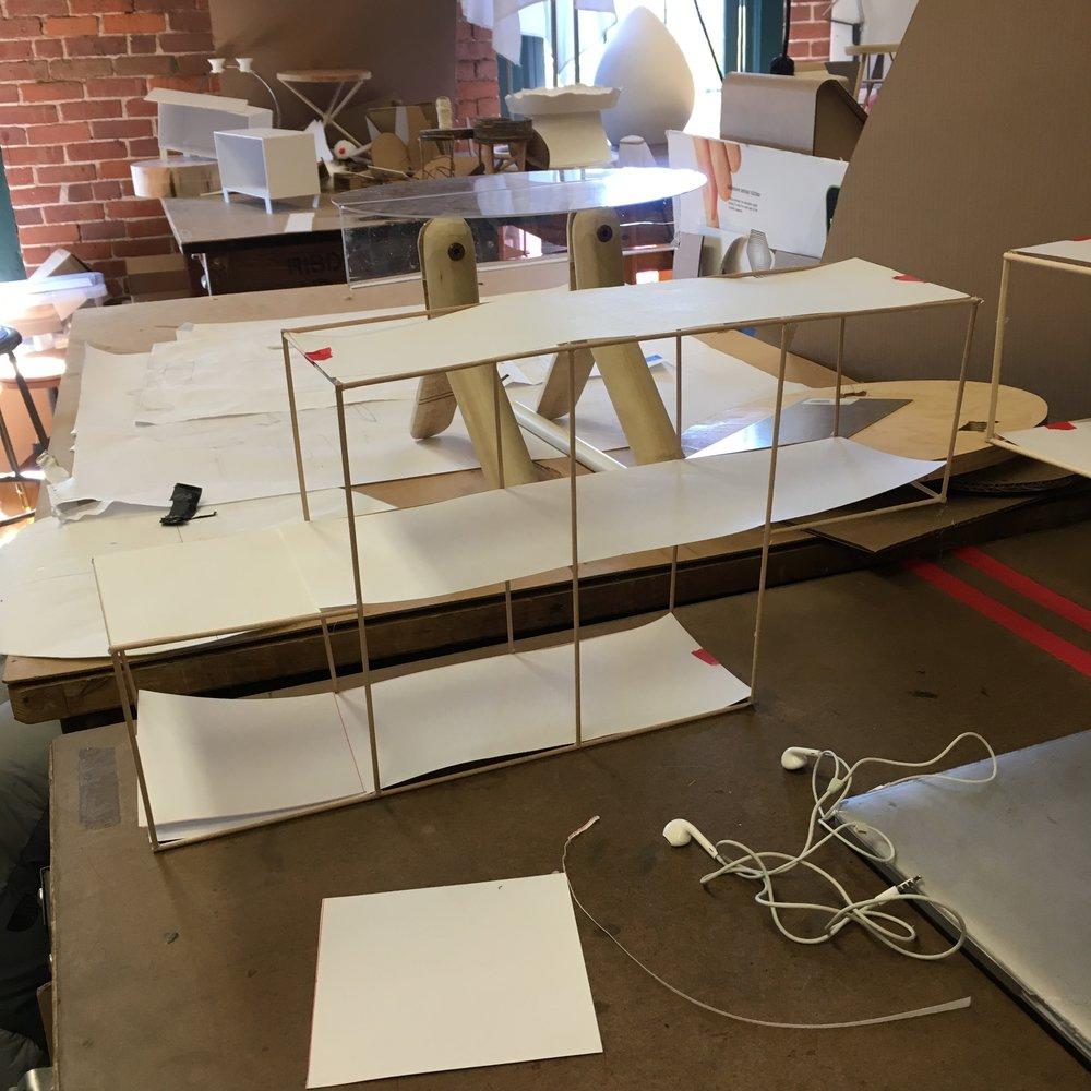 Scale prototype