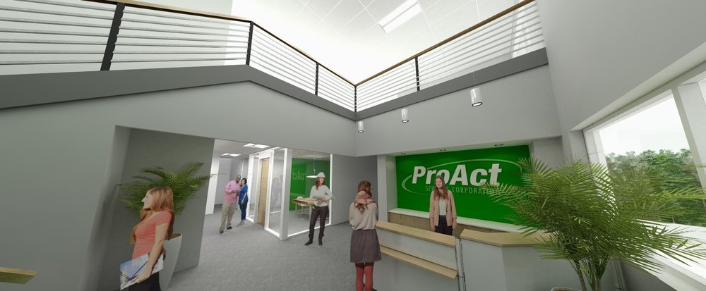 PROACT SERVICES CORP. ,LOBBY