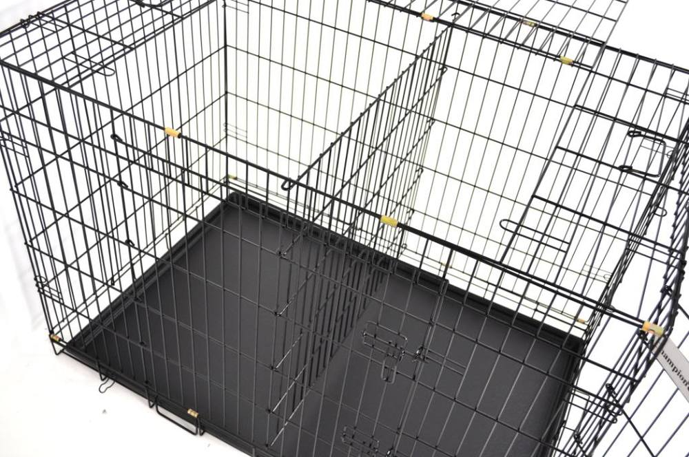 Collapsible Wire Crate