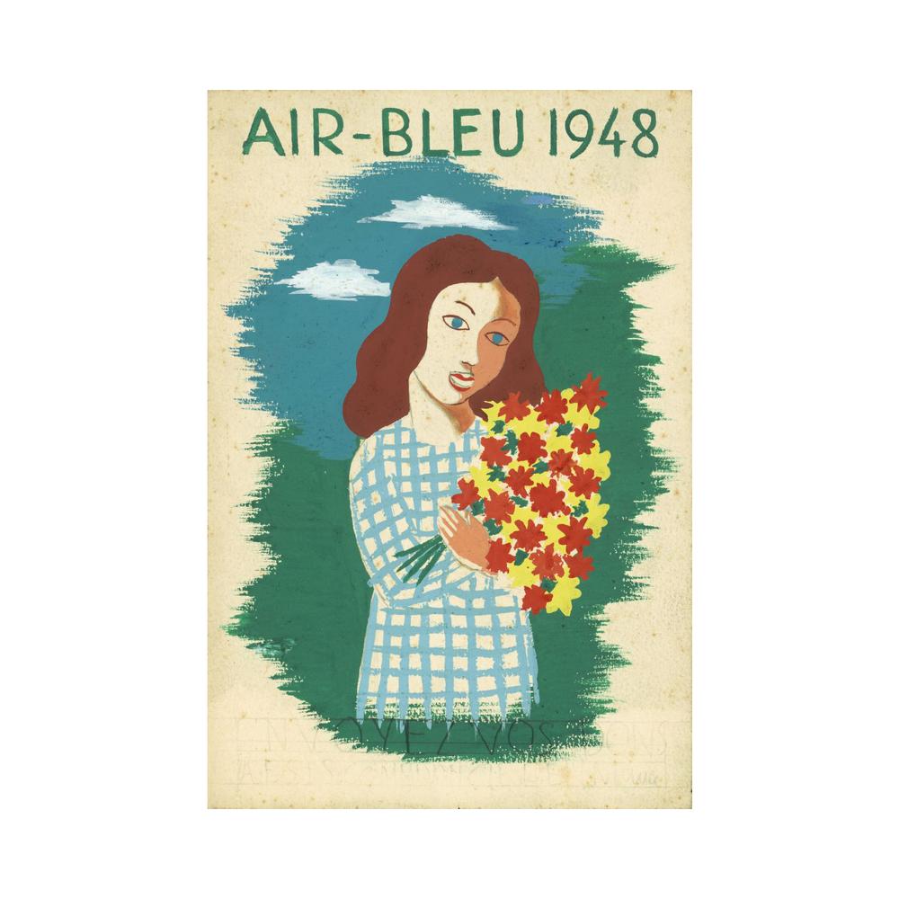 Aire Bleu – 1947