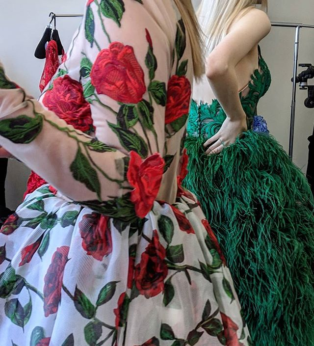 Gowns, gowns, gowns! @conilio.official @australian_academy_of_modeling @bellaroseblake @chloe.k.86_model @