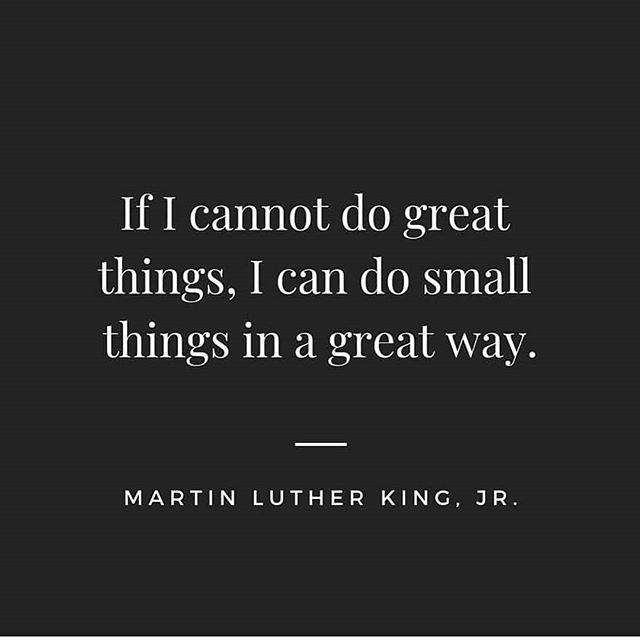 We all have such tremendous strength within us uncovered by our many challenges in life.  Remember that strength and use it to make positive change in yourself first and then share that, in some small way, with the world around you.  Via @youknownothing45  #mlk #mlkday #mlkweekend #mlkquotes #change #bethechange #strength #inspo #inspoquote #inspirationalquotes #inspire #together #wecan