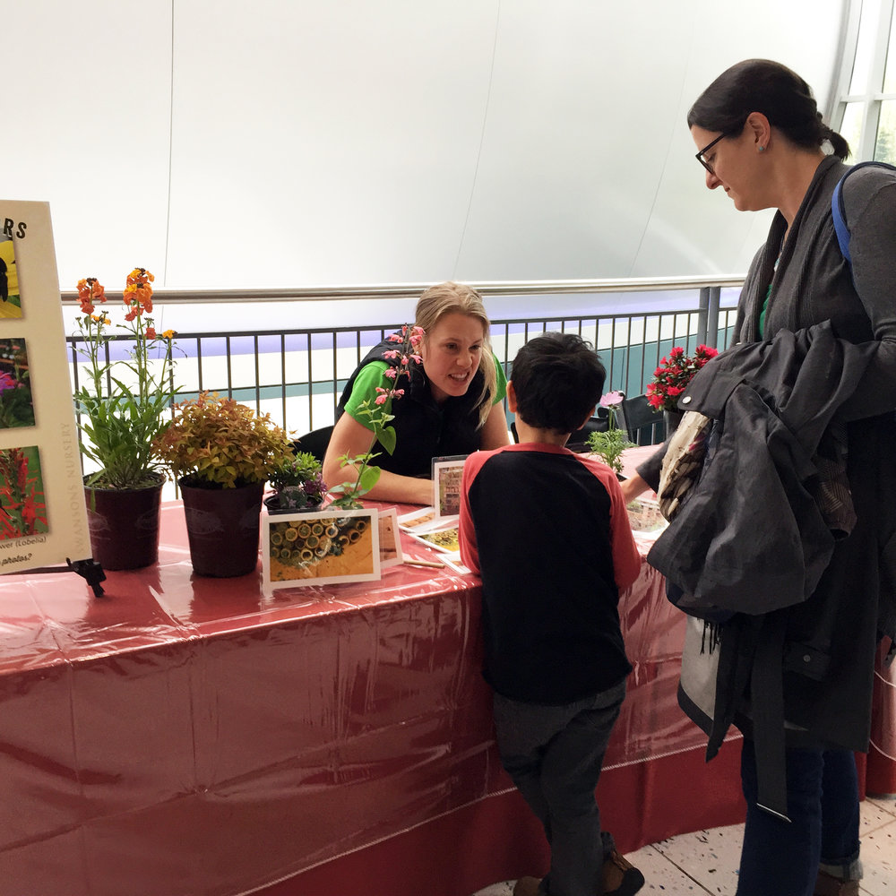 Swansons at the Pacific Science Center Curiosity Days Event