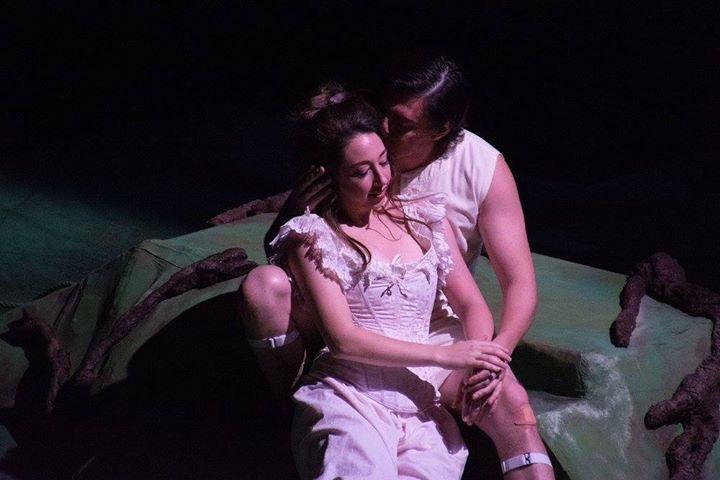 A Midsummer Night's Dream Janiec Opera Company Directed by Dean Anthony Photo by John Allen