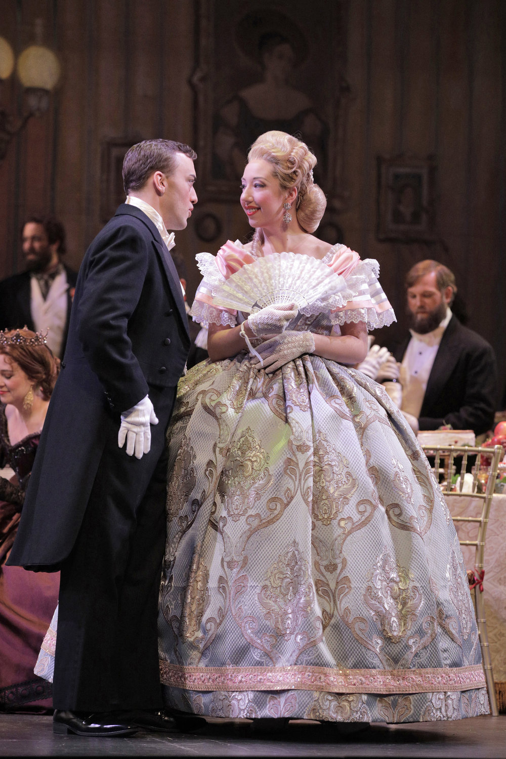 La Traviata Portland Opera Directed by Elise Sandell Photo by Cory Weaver Photography
