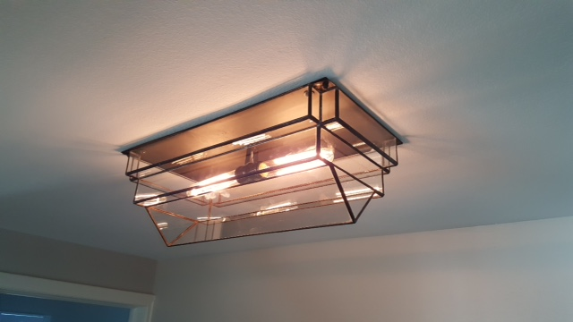 Custom Ceiling Light