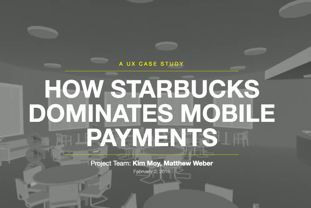 What makes Starbucks's mobile app so popular?