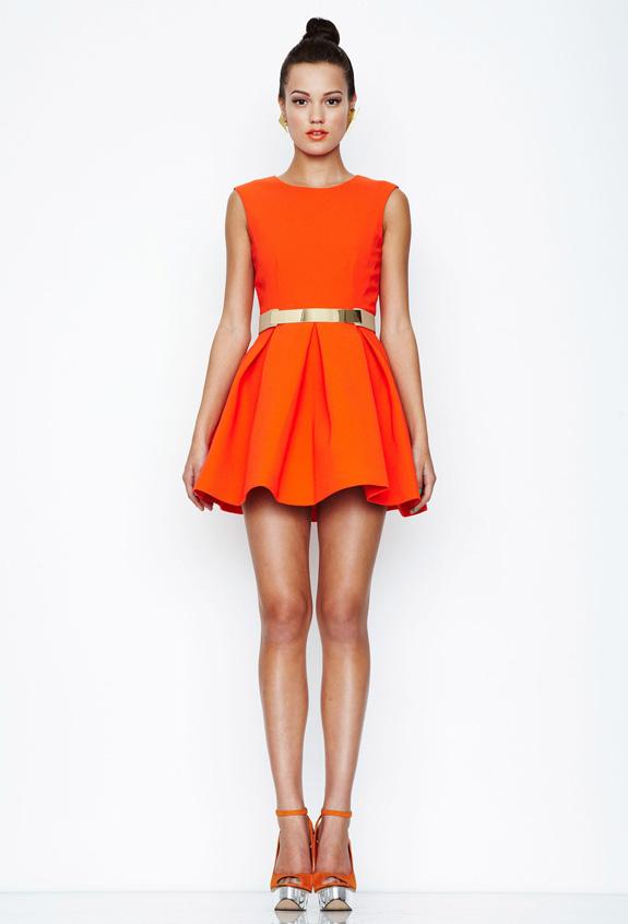 lala-anthony-instagram-floyd_dress_orange_front.jpg