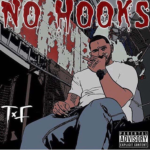 GO CHECK OUT THAT #NOHOOKS by our fam @im.t.f  HIS TAPED DROPPED TODAY  fuckahook.com  #TF #BlameKansas #errthangskanless #TDE #BlownAwayBrand