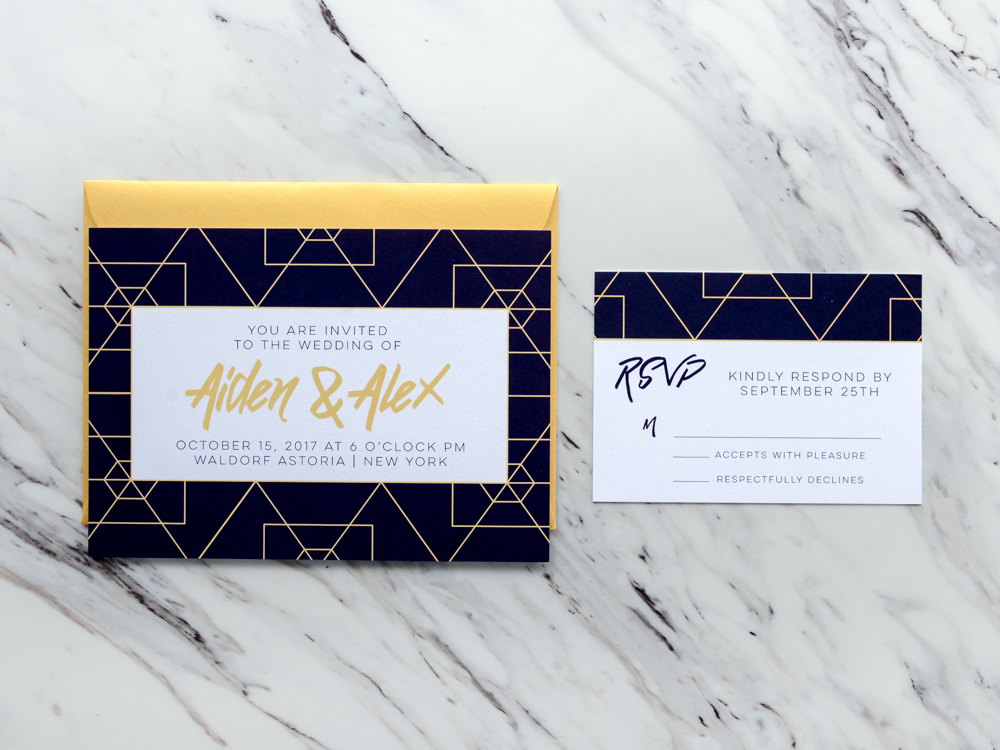 The Jeweled Manhattan Collection  |  Hello World Paper Co. & Stamps