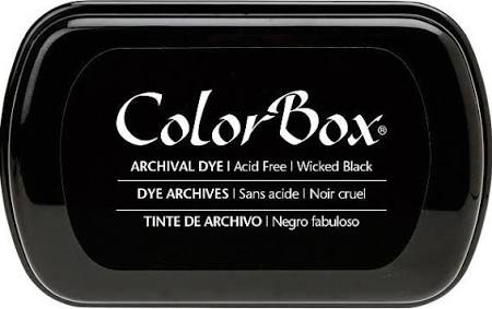 Color Box Ink by Hello World Paper Co. & Stamps