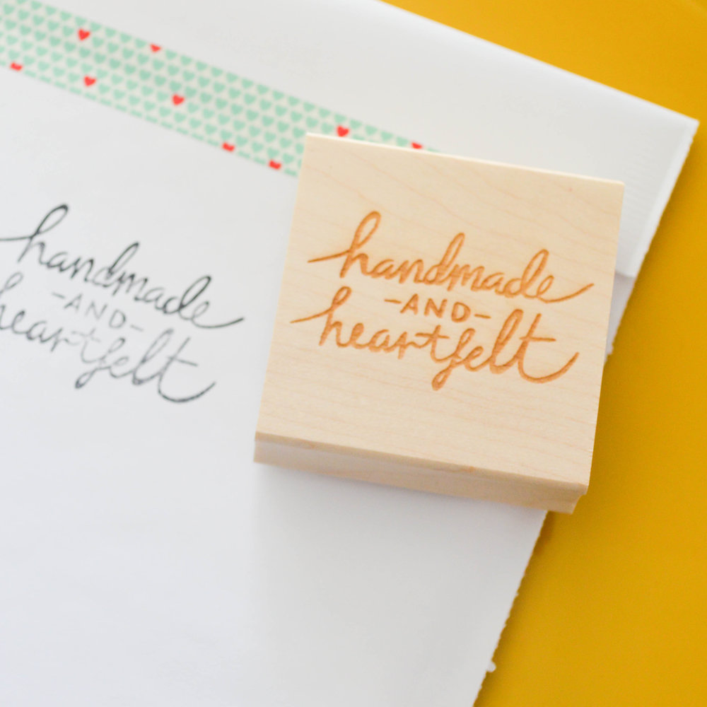 Handmade and Heartfelt Rubber Stamp.jpg