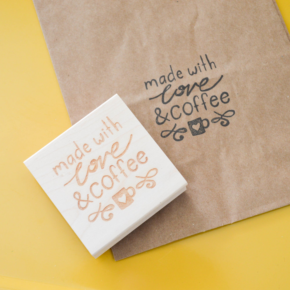 Rubber Stamp - Made with Love and Coffee.jpg