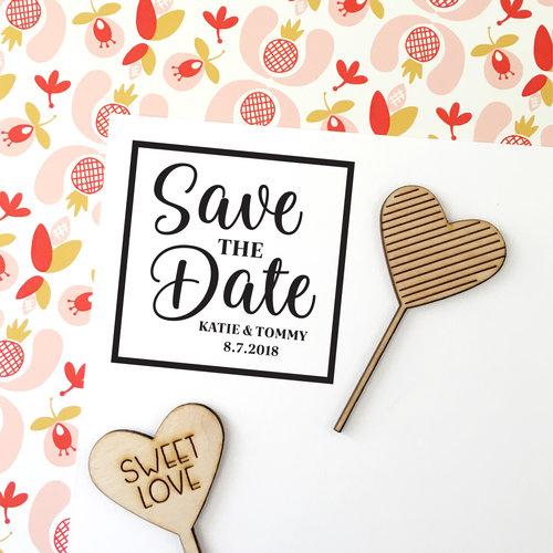 save the date stamp hello world paper co stamps