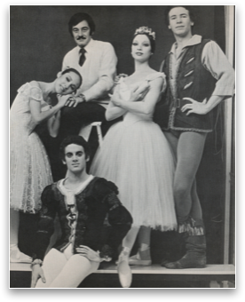 Enrique Martinez, Assistant Director, American Ballet Theatre
