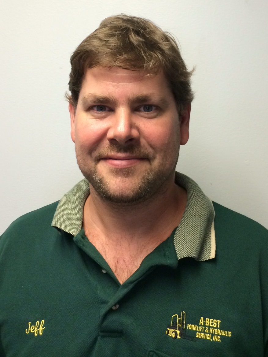 Jeff Marsh, Service Manager
