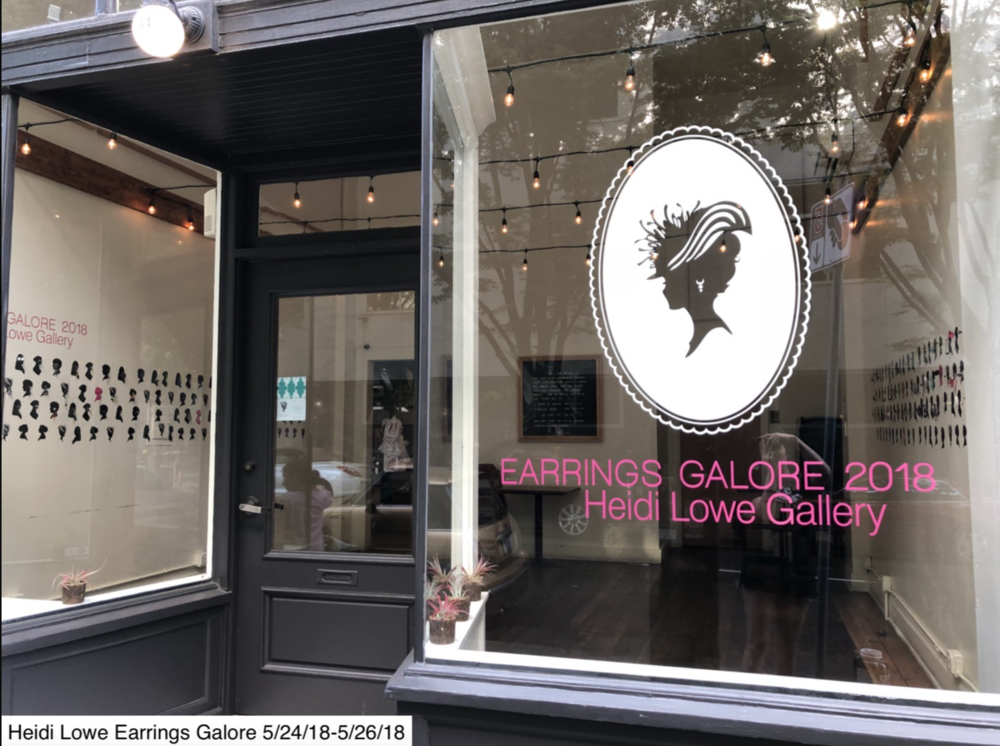 Heidi Lowes Earrings Gallery