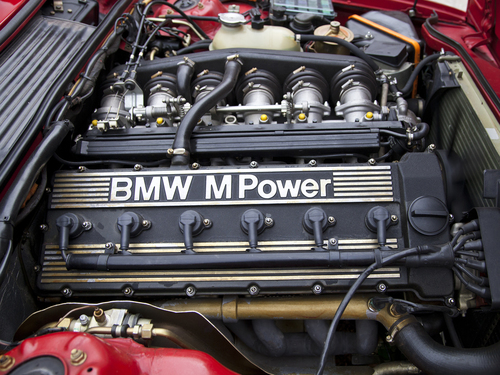 The 197689 BMW E24 6Series  The Ultimate Big M Coupe  Ehrlich