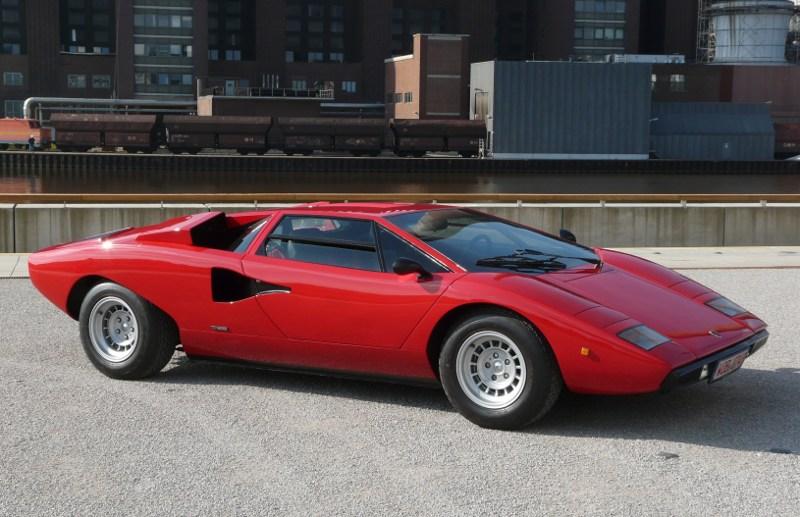 1971 Lamborghini Countach P400