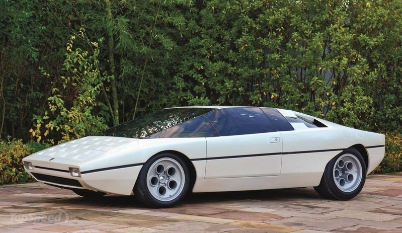 1974 Lamborghini Bravo                                                                                    Photo from Top Speed