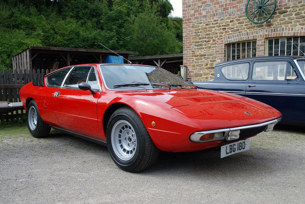 1970 Lamborghini Urraco