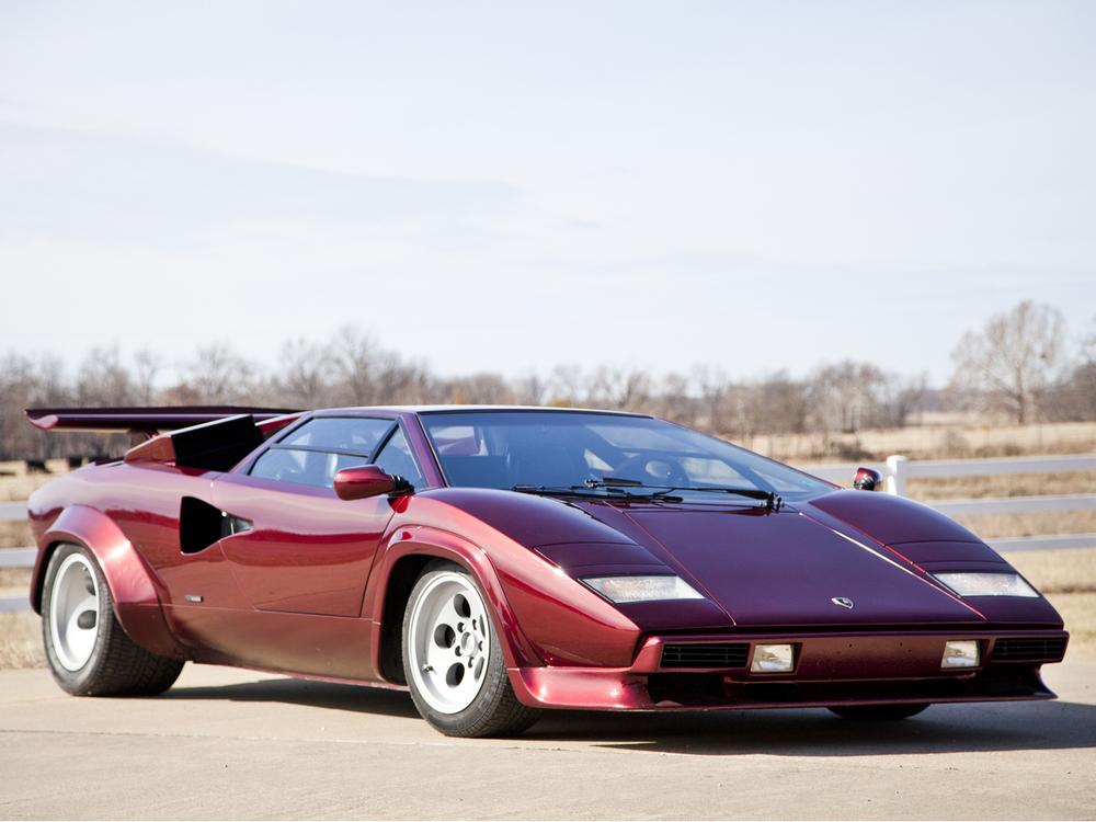 1980 Lamborghini Countach