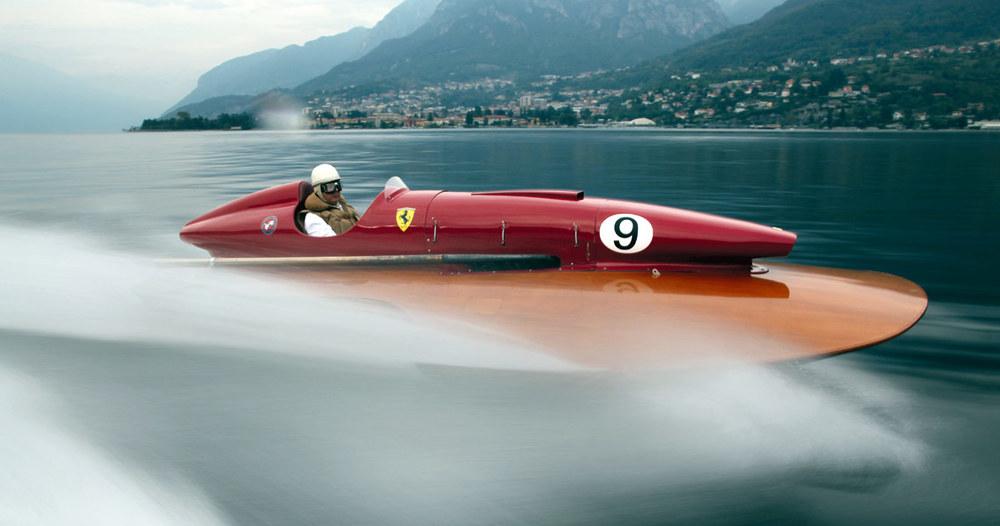 1953 Timossi-Ferrari Racing Hydroplane Arno KI