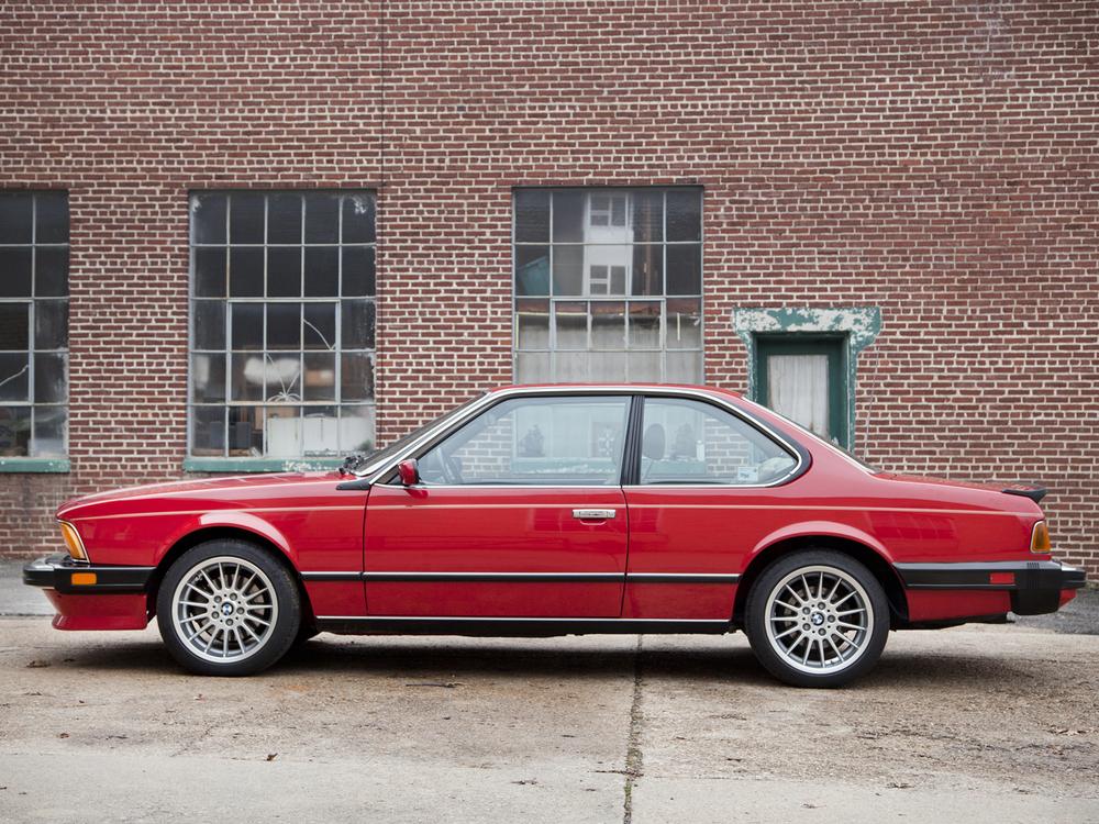 Classic 1987 BMW M6