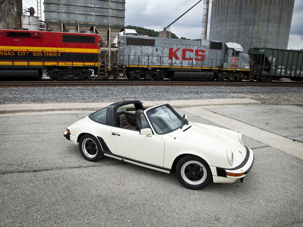 1982 Porsche 911 Targa