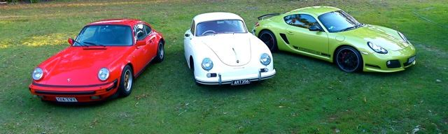 James Corbett Porsches